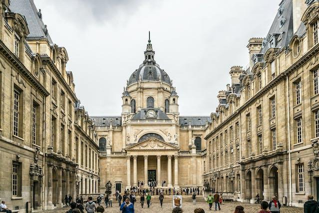 Study abroad semester: Sorbonne University, Paris 2012/13 ...