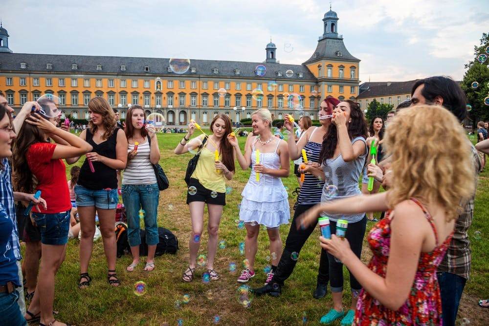 Tuition-Free Universities in Finland, Norway and Germany in
