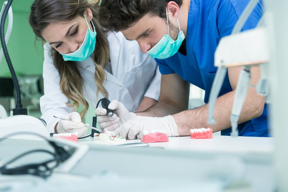 International Student Journey to a Well-Paid Dentistry Job