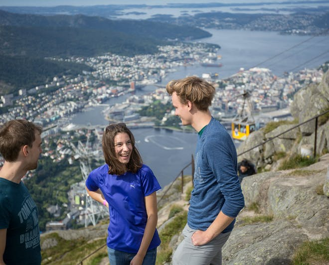 Study abroad in Norway