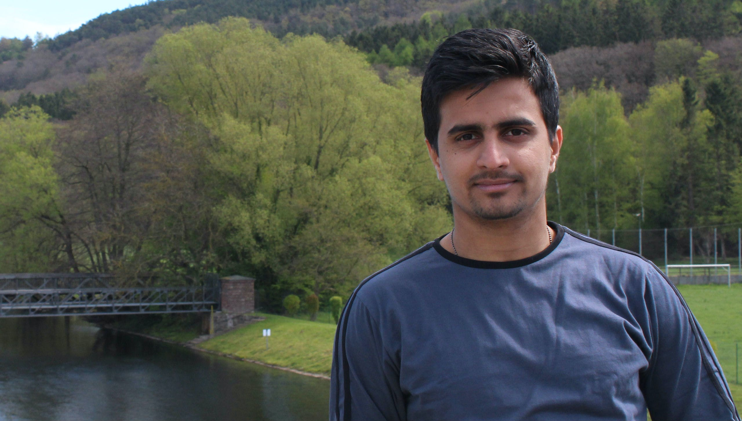 RWTH Aachen University, Germany: Study Experience of Madvesh